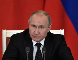 Ông Putin lần đầu lên tiếng về quyết định của ông Trump về cao nguyên Golan
