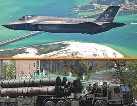 """Mỹ lo ngại """"rồng lửa"""" S-400 Nga giải mật công nghệ tiêm kích F-35"""