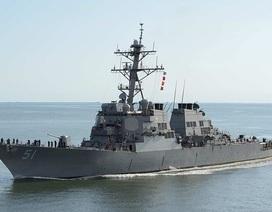 """Vì sao Mỹ cho tuần dương hạm Ticonderoga đầy uy lực """"về vườn""""?"""