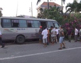 Vụ tài xế lái xe khách dùng bằng giả, tông chết 2 bé gái: Triệu tập 4 đăng kiểm viên!
