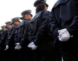 Báo động tình trạng tự tử gia tăng trong lực lượng cảnh sát Pháp