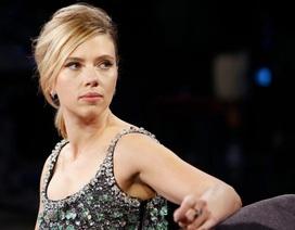 """Nữ diễn viên Scarlett Johansson lo sợ sẽ trở thành """"công nương Diana thứ hai"""""""