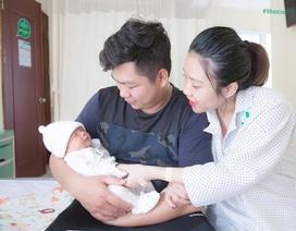 Ca mổ đẻ nhẹ tênh với trường hợp em bé ngôi thai ngang và 3 vòng dây rốn quấn cổ
