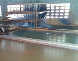 TPHCM: Nước sinh hoạt tại nhiều quận huyện bị ô nhiễm