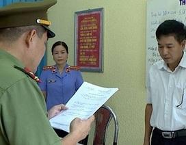 """Khởi tố cựu thiếu tá công an """"tích cực"""" hỗ trợ sửa điểm thi ở Sơn La"""