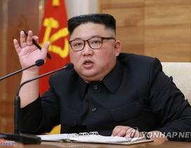 """Ông Kim Jong-un kêu gọi tinh thần tự lực của Triều Tiên trong """"tình hình căng thẳng"""""""