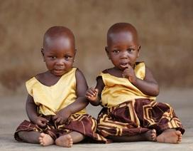 """Kỳ lạ thị trấn Nigeria được mệnh danh là """"thủ phủ sinh đôi của thế giới"""""""