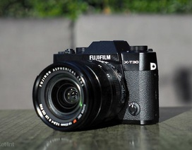 Đánh giá combo Fujifilm X-T30 và ống Kit XC 15-45mm: Đa dụng, không quá sắc sảo