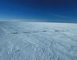 Mẫu băng cổ nhất trên Trái Đất có thể nằm ẩn 2,7 km bên dưới Nam Cực