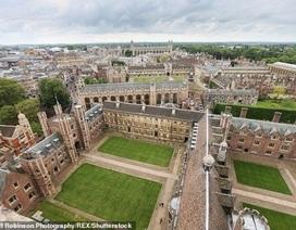 """Đại học danh tiếng Cambridge cũng """"lao đao"""" vì thâm hụt ngân sách"""