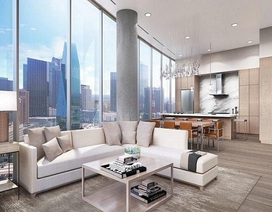 Giá căn hộ tại Hà Nội đang rẻ hơn tại TP. HCM 10 triệu đồng/m2