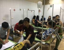 86 công nhân nhập viện sau bữa ăn trưa tại công ty