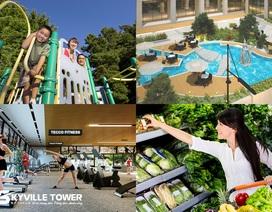 Giải mã chung cư cao cấp giá bình dân tại Tecco Skyville Tower