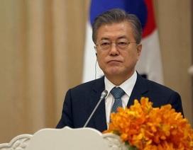 Tổng thống Hàn Quốc sang Mỹ cứu vãn đối thoại với Triều Tiên