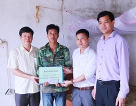 Ban đọc tiếp tục giúp đỡ gia đình chị Nguyễn Thị Len hơn 37 triệu đồng