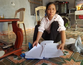 """Ninh Bình: Xã """"bất tuân lệnh"""" huyện, quyền lợi của gia đình liệt sỹ bị… bỏ rơi!"""