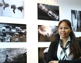 Nữ giúp việc người Philippines giành giải nhiếp ảnh của Nat Geo