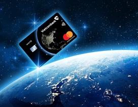 Khuyến mại hấp dẫn nhân dịp ra mắt thẻ Vietcombank Mastercard Wold