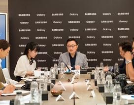 """CEO Samsung: Thương hiệu di động Trung Quốc là """"sự căng thẳng lành mạnh"""""""