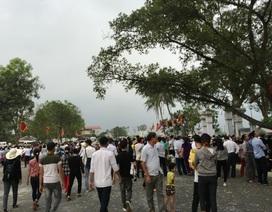 Đón bằng xếp hạng di tích quốc gia đặc biệt di tích kiến trúc nghệ thuật đền thờ Lê Hoàn