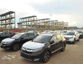 Mỗi ngày, có hơn 370 chiếc xe dưới 500 triệu của Thái Lan, Indonesia về Việt Nam