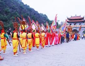 Nét độc đáo của lễ hội Hoa Lư di sản văn hóa phi vật thể quốc gia