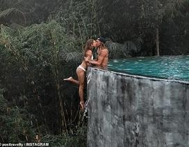"""Khoe nụ hôn lãng mạn, cặp đôi hứng chịu nhiều """"gạch đá"""" không thương tiếc"""