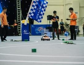Lộ diện các trường ĐH xuất sắc vào chung kết lập trình xe tự hành
