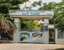 Một nam sinh bị hơn 20 học sinh đánh tại trường đến nhập viện?
