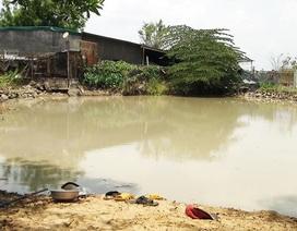 Rủ nhau tắm hồ, 3 học sinh đuối nước tử vong