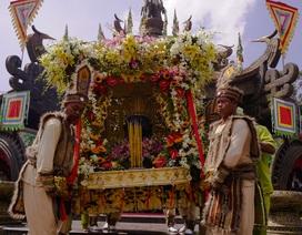 Long trọng lễ rước kiệu Vua Hùng ngày giỗ Tổ