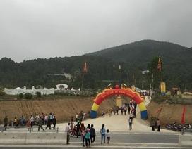Hàng ngàn người dân Hà Tĩnh thành kính tưởng nhớ các Vua Hùng