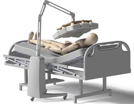 Máy X-quang đặc biệt dùng để phát hiện sớm bệnh ung thư