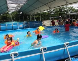 Đuối nước gia tăng, đưa môn dạy bơi vào trường