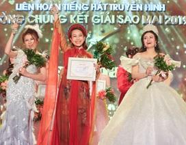 3 Giải Nhất thuộc về Lương Hải Yến, Quách Mai Thy và Trương Thùy Dương