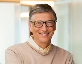 Bill Gates hạnh phúc ở tuổi 63 hơn tuổi 25 chỉ nhờ 4 điều đơn giản