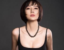 Chia tay bạn trai, Dương Yến Ngọc gợi cảm khoe ngực đầy tuổi 40