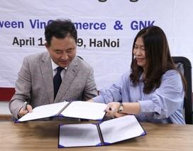 VinCommerce bắt tay với GNK Hàn Quốc, mở mục tiêu mới cho thị trường bán lẻ