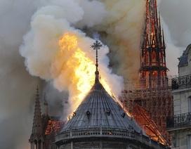 """Chặng đường hồi sinh """"trái tim"""" Paris sau thảm kịch hỏa hoạn"""