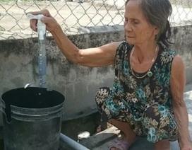 Đà Nẵngbáo động nguồn nước thô đang bị nhiễm mặn