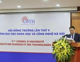 ĐH Việt Pháp triển khai cấp bằng đôi Pháp - Việt hệ đại học