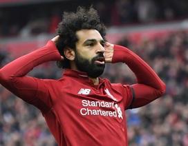 Đội hình tiêu biểu vòng 34 Premier League: Sự khác biệt từ Mohamed Salah