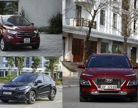 Ford EcoSport, Honda HR-V, Hyundai Kona - miniSUV nào cho bạn?