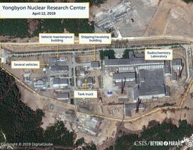 Mỹ nghi hoạt động bất thường của Triều Tiên ở cơ sở hạt nhân lớn