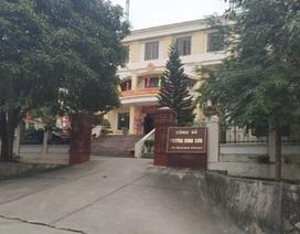 Bí thư Đảng ủy phường bị khởi tố tội làm giả hồ sơ