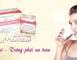 Bí quyết dưỡng da trắng hồng rạng rỡ