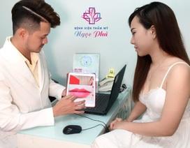 Phái đẹp ưa chuộng phun môi collagen tại Bệnh viện Thẩm mỹ Ngọc Phú