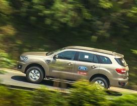Hai CEO kinh doanh vận tải đánh giá SUV 7 chỗ Ford Everest Ambiente AT