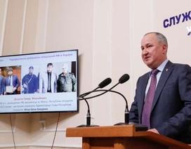 Ukraine tuyên bố bắt giữ nhóm nghi biệt đội sát thủ tình báo Nga