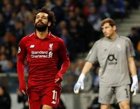 Những khoảnh khắc Liverpool vùi dập Porto ngay tại Dragao
